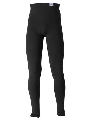 Sort ballet stirrup tights dreng/herrer RAD
